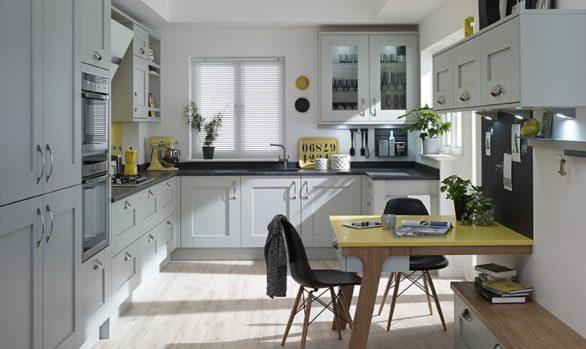 Milbourne Partridge Grey